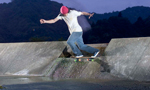 Backside Tail Slide