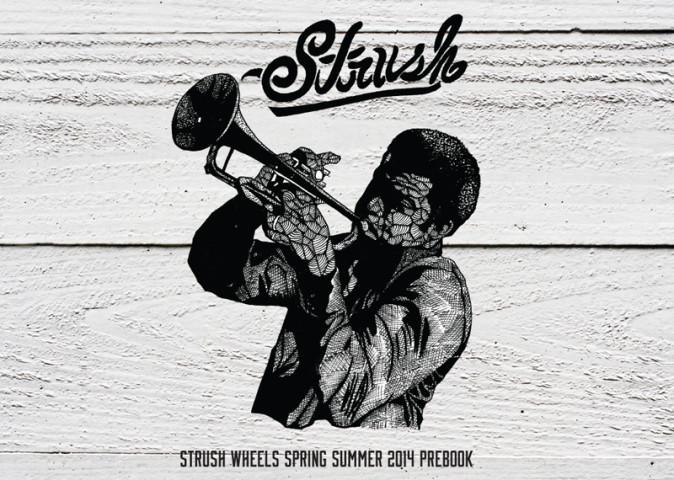 STRUSH SPRING SUMMER 2014