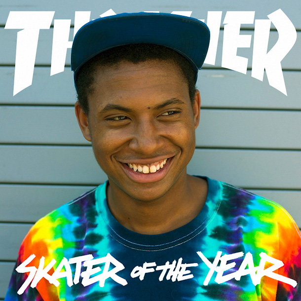 SKATE OF THE YEAR 2013