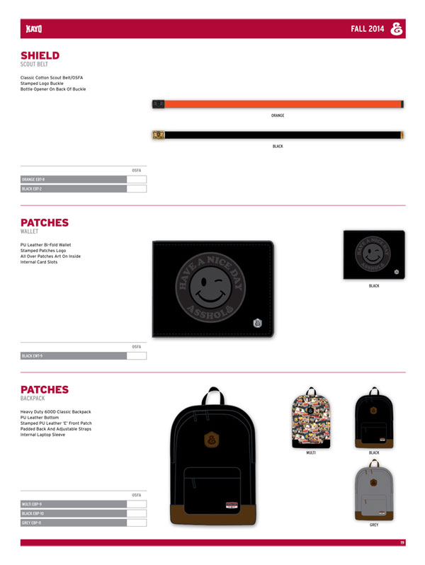 EXPEDITION-ONE FALL 2014
