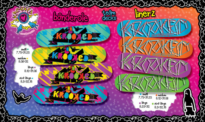 KROOKED FALL 2013